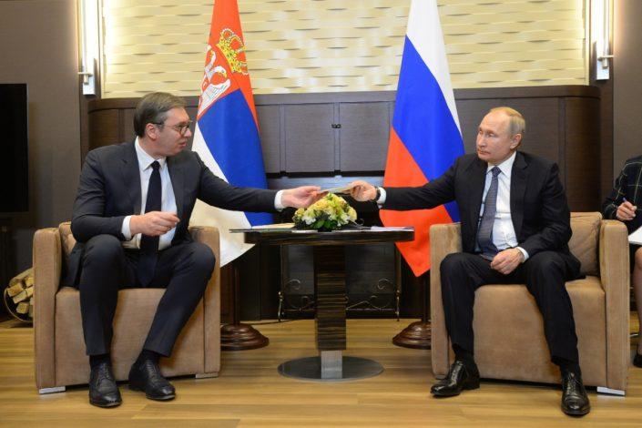 Kristalno jasna poruka Rusije o Kosovu