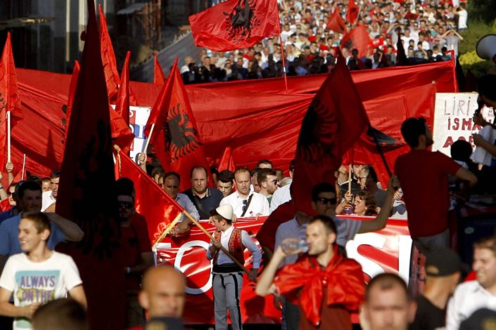 Albanski ultimatum: Premijer Makedonije mora biti Albanac