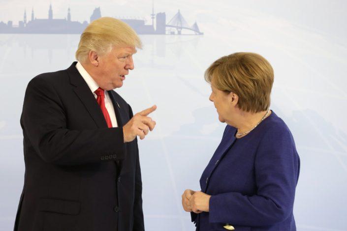 Dojče vele: Trampova kazna za neposlušnu Nemačku