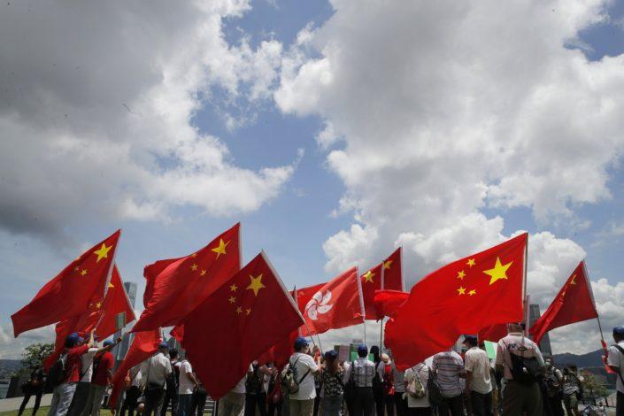Kina usvojila zakon o nacionalnoj bezbednosti u Hongkongu