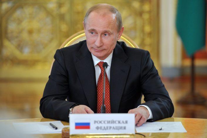 Putinov autorski tekst o Drugom svetskom ratu objavljen u američkom listu