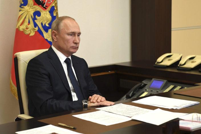 Putin se založio za kompromisno rešenje za KiM koje bi odobrio SB UN, bez pomena 1244