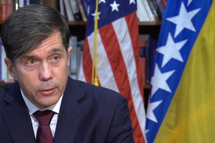 Američki ambasador opominje BiH: Ne kupujte 5G opremu od Kine