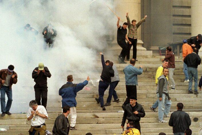 Srbija mora izaći iz začaranog kruga revolucija