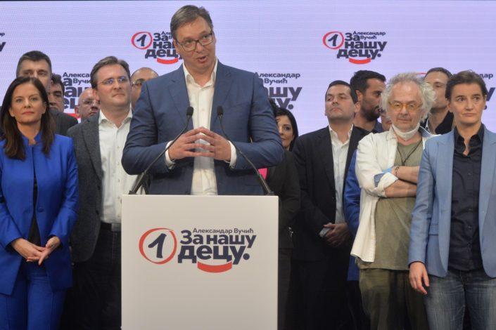 Kako strani mediji komentarišu izbore u Srbiji?