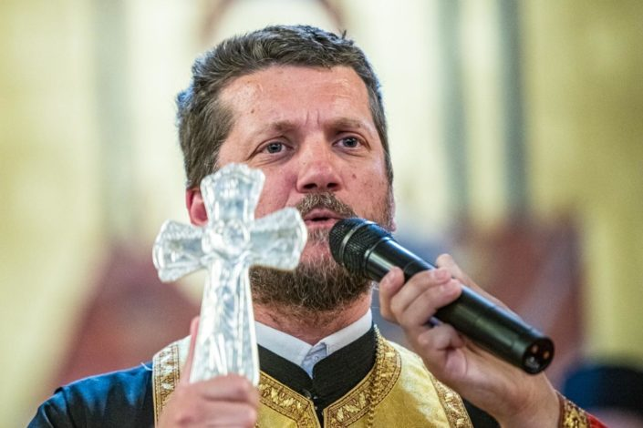 Otac Gojko Perović postavljen na novu dužnost