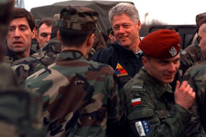 Klintonov plan za BiH predviđao referendum o otcepljenju za Srbe