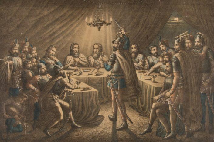 """Kneževa večera"" kao jezgreni motiv epske legende"