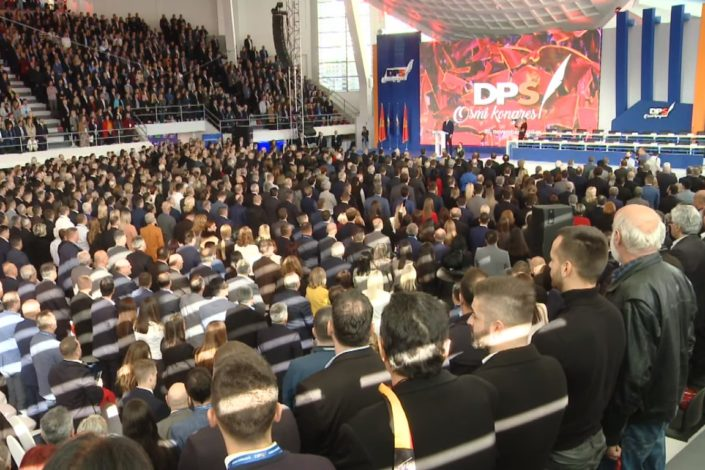 DPS: Pravićemo vladu, međunarodna zajednica da ćuti