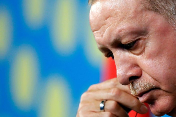 Erdoganova Turska je besni pas bez zuba