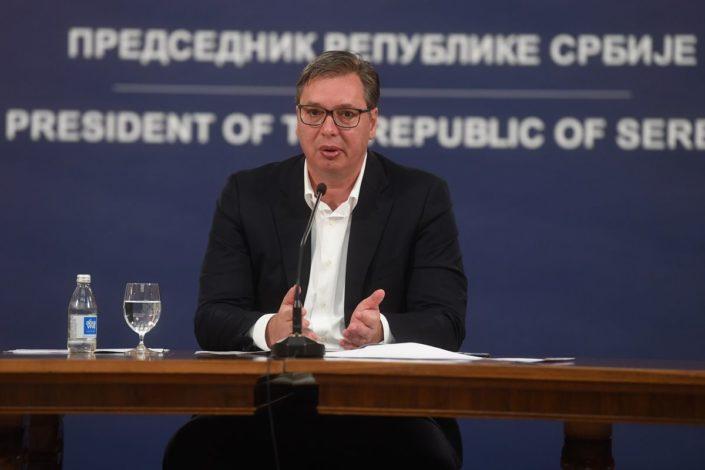Vučić: Neću potpisati Zakon o istopolnim zajednicama