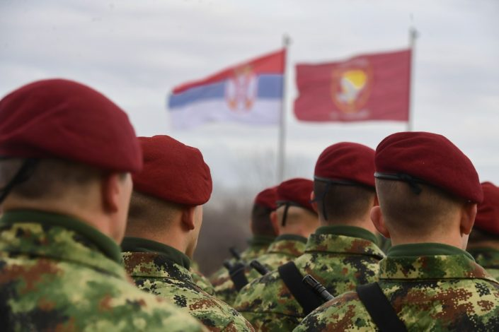 Ministarstvo odbrane: Zlonamerna laž da je 63. padobranska odbila naređenje