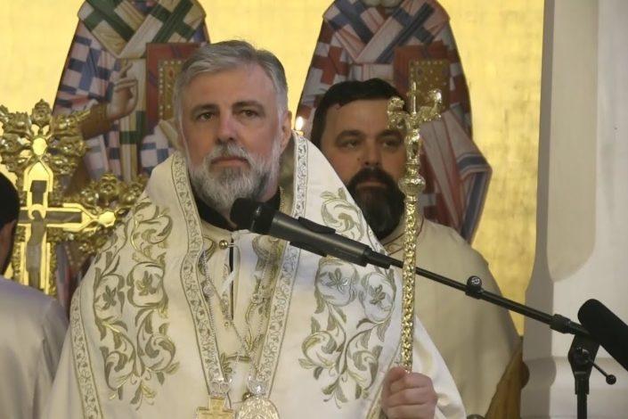 Kabinet patrijarha Irineja: Vladika Grigorije se stavio u službu antisrpskih snaga