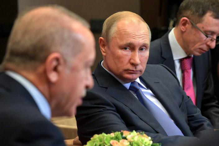 Kremlj: Erdogan garantovao Putinu očuvanje svetinja i mogućnost poseta Aja Sofiji