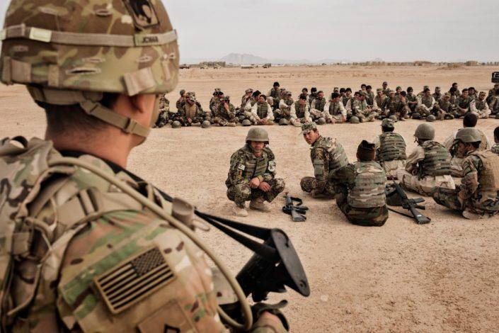 Američki krah u Avganistanu