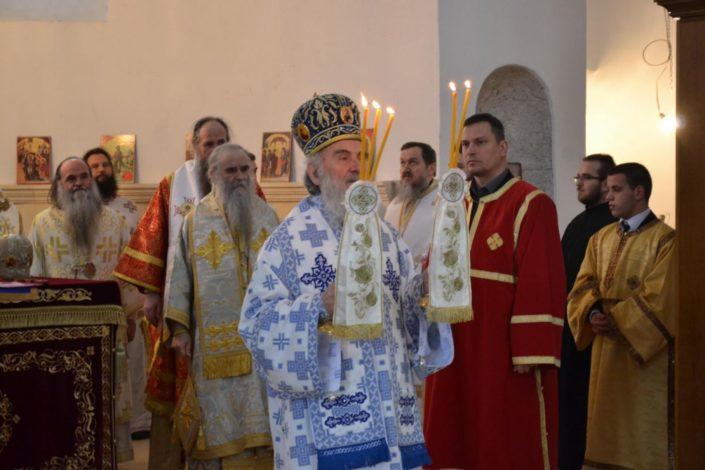Patrijarh Irinej: Ako popustimo u CG, u Morači i Savini biće druga vera