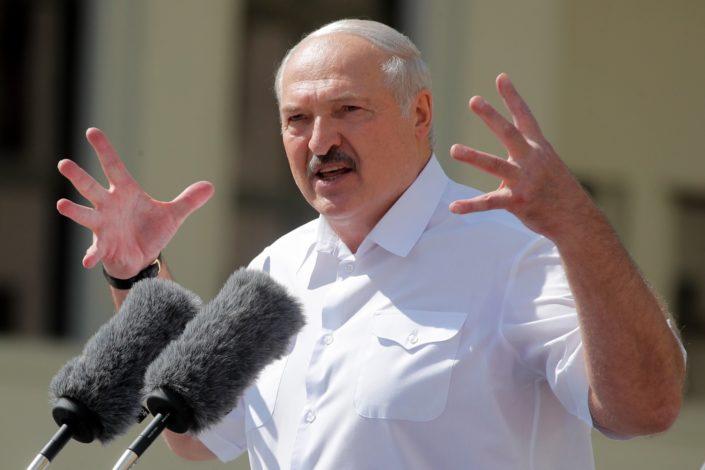U Belorusiji štrajkovi, Lukašenko najavio izbore nakon promene ustava, oglasili se EU i VB