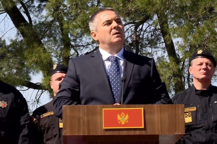 Veljović: Planirani su neredi na dan izbora u Crnoj Gori