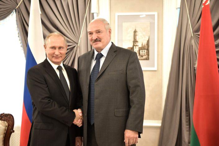 Lukašenko: Dogovorio sam se sa Putinom o pružanju pomoći Belorusiji