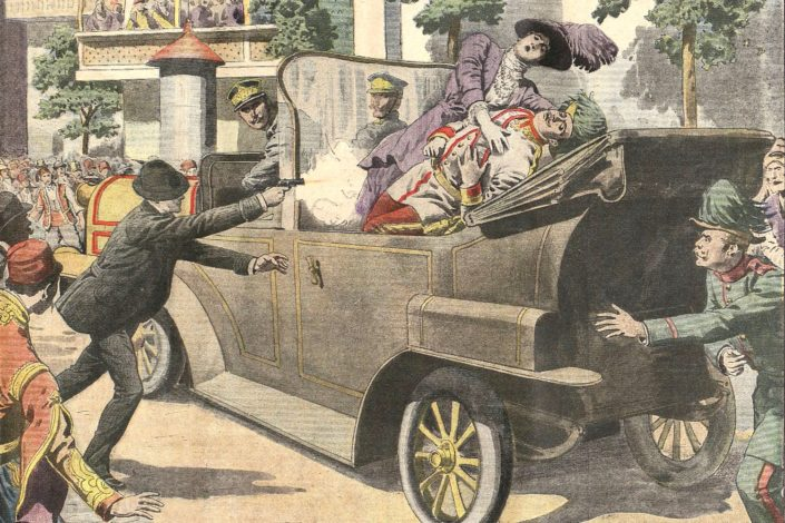 I. Miladinović: Kako je Nemačka prebacila krivicu za I svetski rat na Srbiju