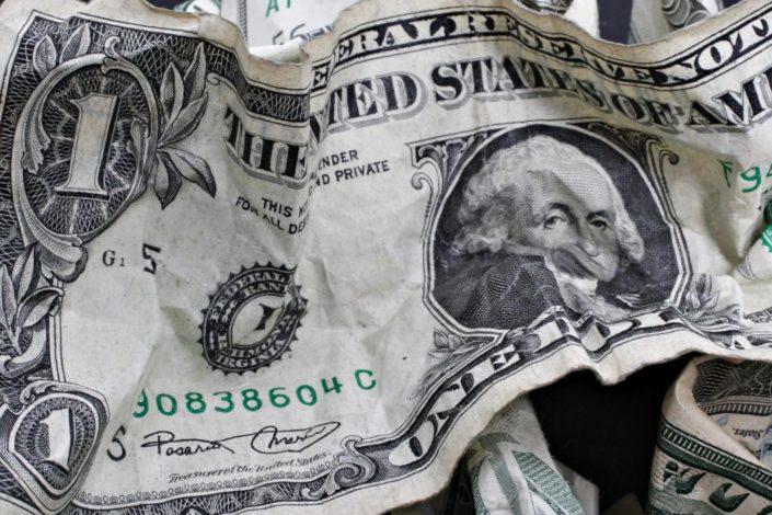Ubijanje dolara je deo globalističke agende?