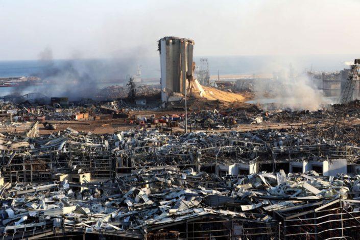 Ko ima koristi od tragedije u Bejrutu?