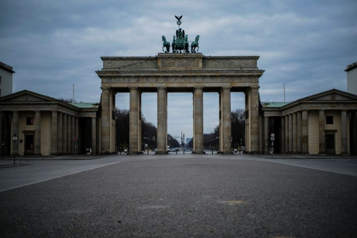 Nemačka između Istoka i Zapada