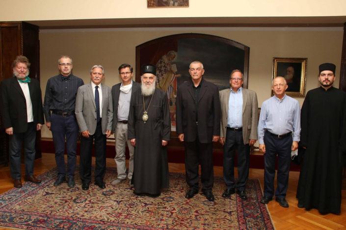 Patrijarh primio predstavnike Pokreta za odbranu KiM