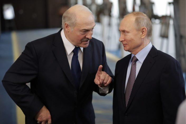 Zašto je Lukašenko pohapsio ruske najamnike?