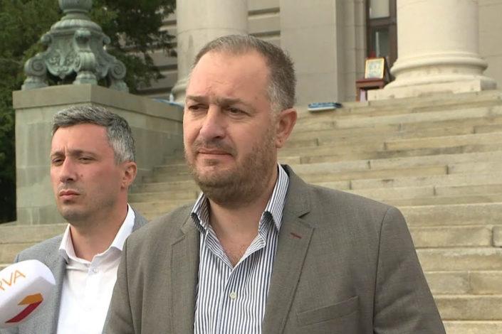 Kostić: Dveri neće biti deo opozicione koalicije, razlog je Kosovo