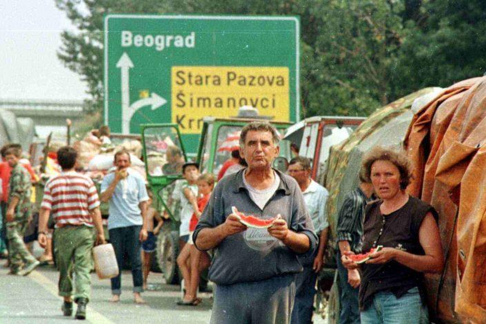 Srbija i Srpska obeležavaju Dan sećanja na stradale u Oluji