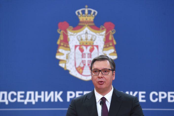 Ker Lindzi: Očekujem pritisak na Vučića, SAD žele konačan dogovor