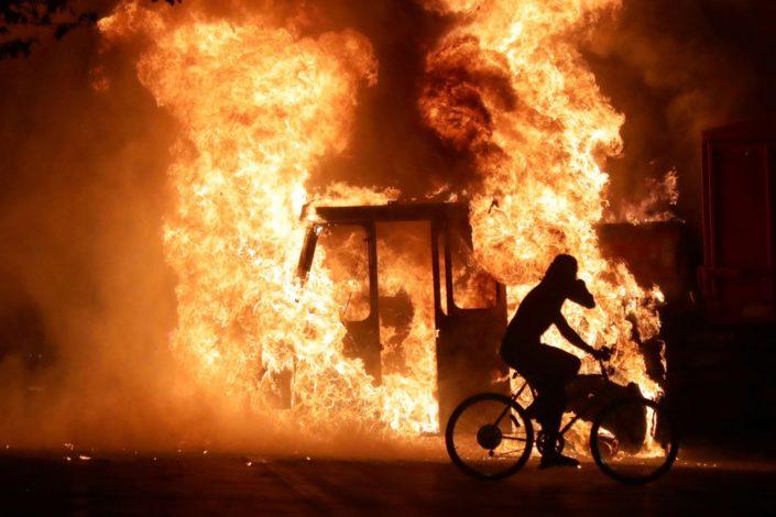 S. Ljepojević: Nasilni protesti u SAD nisu spontani