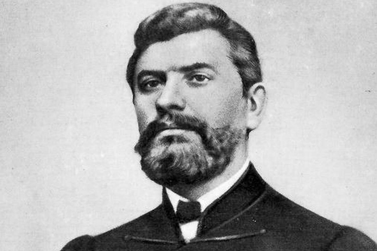 Glavni ideolog hrvatskog nacionalizma i osnivač hrvatske Stranke prava Ante Starčević (Foto: Wikimedia/cro-eu.com/DIREKTOR)