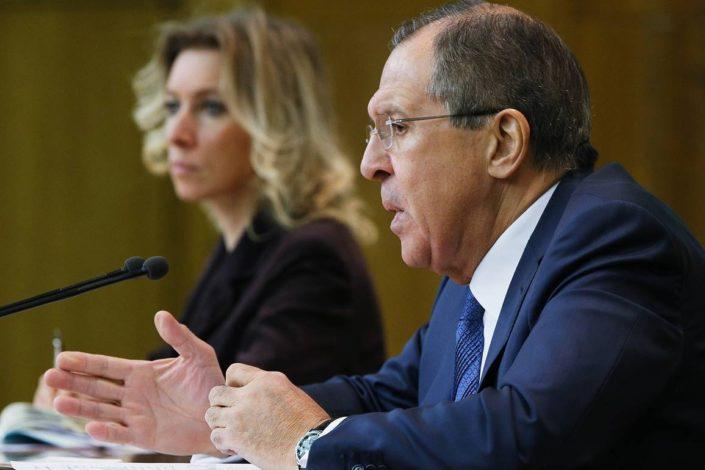 Rusija i Vašingtonski sporazum