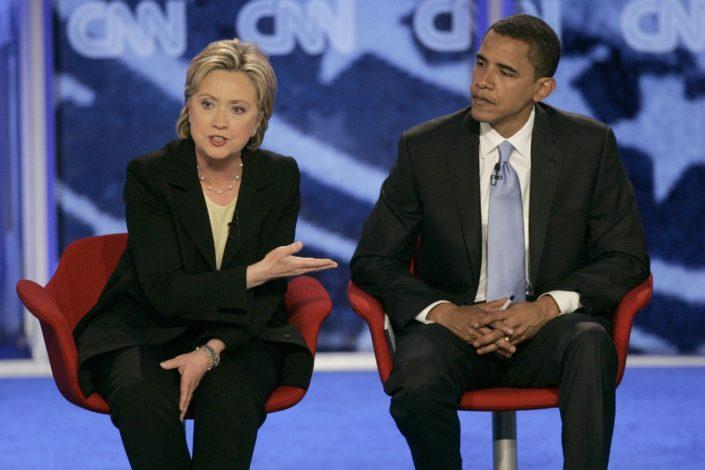 Obamina administracija znala za manipulacije Hilari Klinton