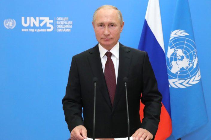 Putin: Na pragu smo tektonskih promena u svim oblastima, počinje nova era