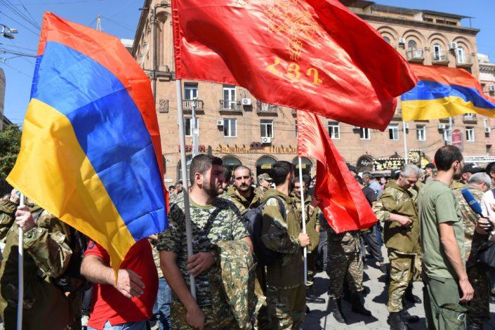 Bukti rat u Nagorno-Karabahu: Velike sile pozivaju na prekid vatre