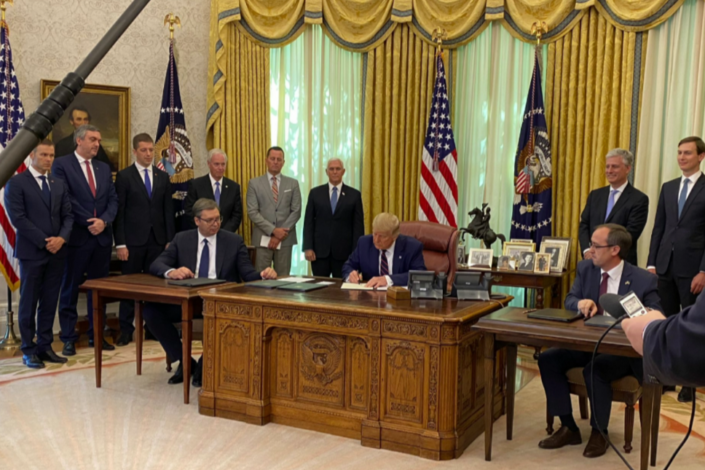 Ceo tekst Vašingtonskog sporazuma