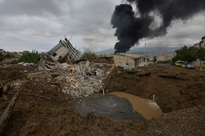 B. Šmeljov: Rat na Kavkazu će potrajati, Azerbejdžan je u prednosti