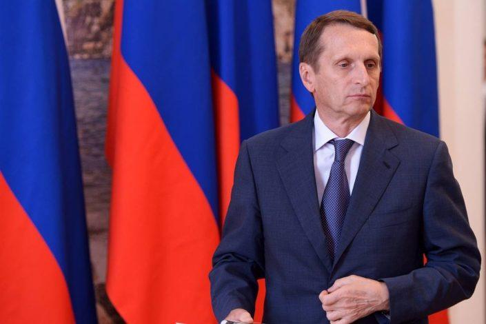 Nariškin: Zapad pokušava da ponovo pokrene sukob u Karabahu