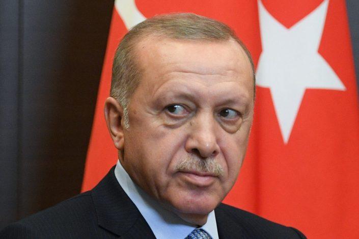 Erdogan u Sadamovoj klopci