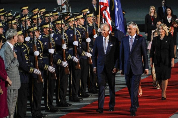Bajden objavio dokument u kome najavljuje promenu pristupa SAD prema Kosovu?