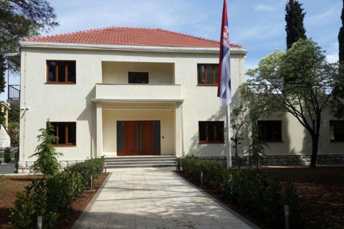 Ambasada Srbije u CG: Srbija spremna da pomogne mitropolitu u svakom trenutku
