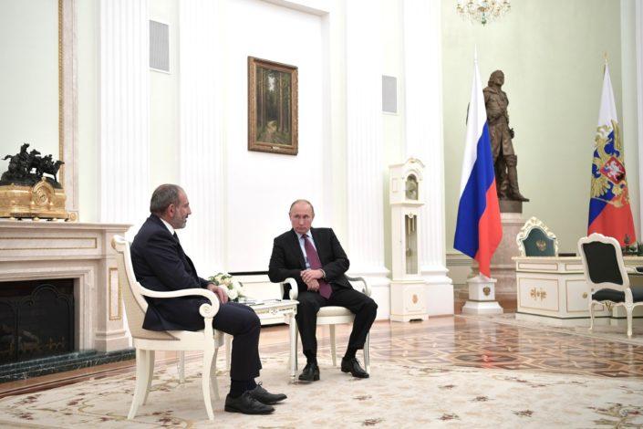 Rusija nema interes da podrži Jermeniju