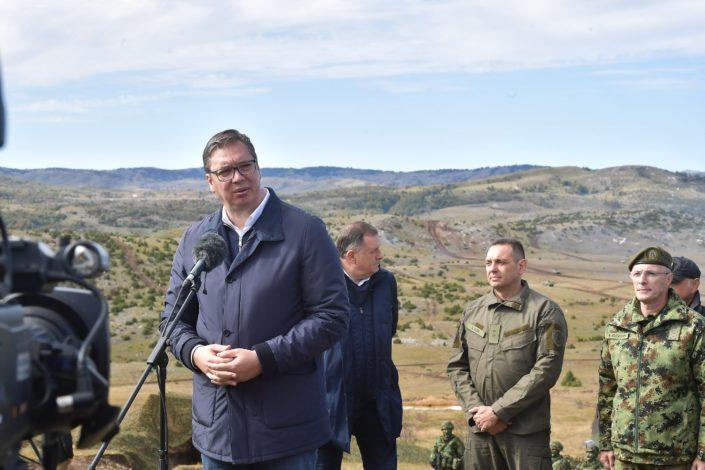 Vučić: Spremni smo za kompromis, ne za ultimatum