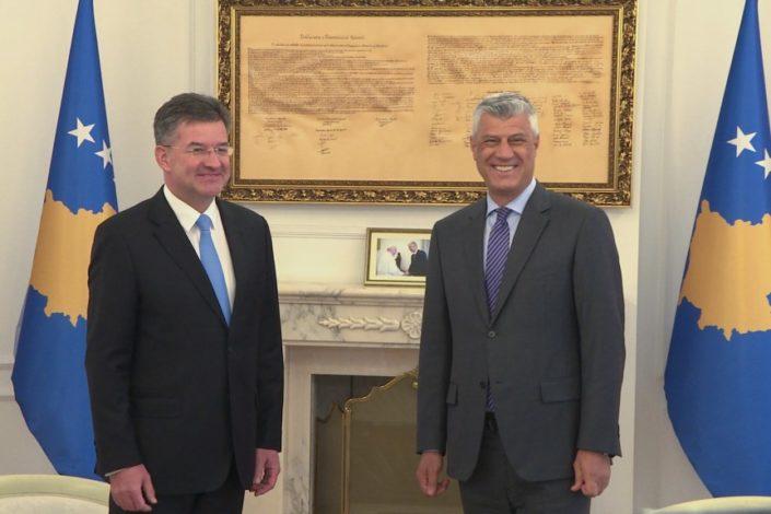 """Tači poručio Lajčaku: EU da pokrene temu """"međusobnog priznanja"""""""