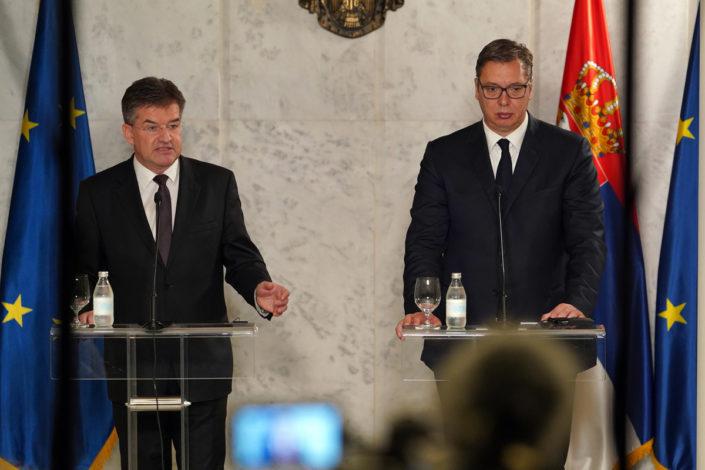 """Da li je EU garant """"kosovskog ustava"""" ili sporazuma iz Brisela?"""