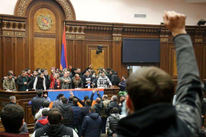 Posledice nametnutog mira na Kavkazu