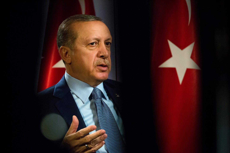 Турски председник Реџеп Тајип Ердоган (Фото: Michael Nagle/Bloomberg)